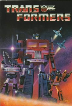 Transformers Story Book