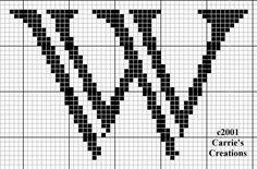 free cross stitch monogram patterns