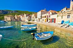 This Tiny Picturesque Island Is Standing in for Greece in 'Mamma Mia 2' | Travel | Smithsonian Magazine Mamma Mia, Dubrovnik, Croatian Islands, Krka National Park, Paraiso Natural, Going On Holiday, Day Tours, Beautiful Islands, Belle Photo
