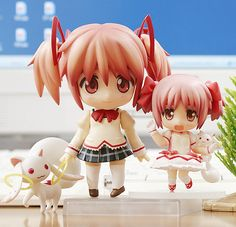 GoBoiano - 12 Must Have Anime Nendoroids to Add to Your Collections Anime Figurines, Madoka Magica, Magical Girl, Must Haves, Collections, Ads, Girls, Toddler Girls, Daughters