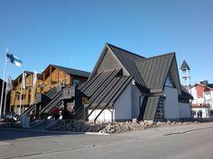 Suomineito.fi - valokuvia nähtävyydestä Marian kappeli Levillä (Kittilä) - kuvia valokuvia