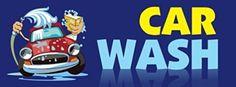 Car Wash Vinyl Banner Sign