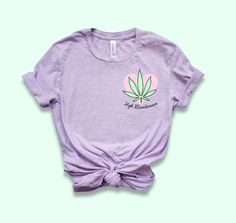 Plants Are Fun Shirt - Weed Shirt - Stoner Shirt - 420 Shirt - HighCiti Cool Shirts, Funny Shirts, Weed Shirts, Stoner Gifts, High Maintenance, My Guy, Direct To Garment Printer, Shirt Style, Shopping