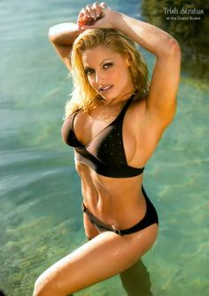Trish Stratus   #WWE #Wrestling