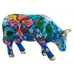 Cow parade Birtha (medium ceramic)