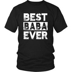 Best Baba Ever Gift For Grandpa Fathers Day T-shirt – teefim https://www.sunfrog.com/blogmarkz/Fathers
