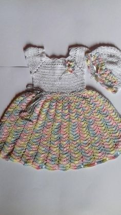 blessing dress Baby baptism gown Dress Crochet Clothing Baby