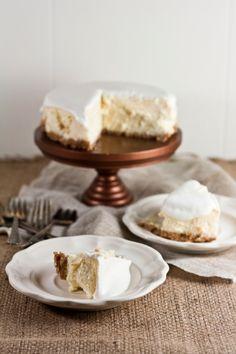 miette's miniature cheesecake