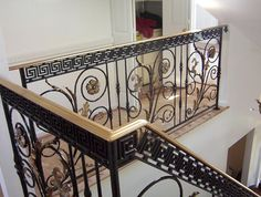 Best 29 Best Railings And Stairs Images Stairs Cast Iron 400 x 300
