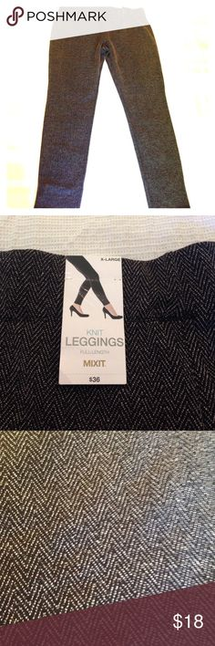 MIXIT - Leggings - Size XL NEW with tags - MIXIT - Leggings - Size XL MIXIT Pants Leggings
