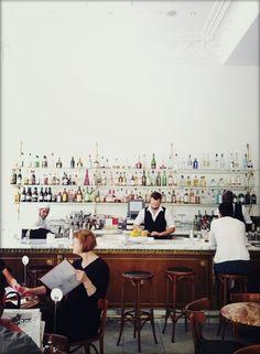 Bottega Louie   Los Angeles // photo by Bonnie Tsang