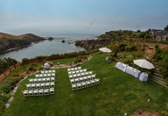 Our lawn makes a breath taking wedding venue.
