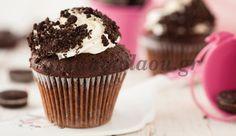 Cupcakes σοκολάτας, από την Ντίνα Νικολάου!
