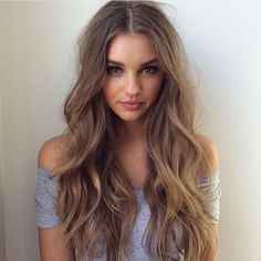 hair hair waves 21 Ideas of Classy Hair Waves Wavy Hair, Her Hair, Curls Hair, Thin Straight Hair, Straight Haircuts, Long Haircuts, Thick Hair, Modern Haircuts, Tumbrl Girls