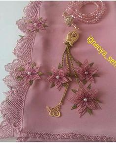 Designer Punjabi Suits, Needle Lace, Thread Work, Elsa, Pink, Handmade, Decor, Sewing Needles, Crafts