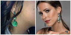 Brincos Mariana Monteiro by Eugénio Campos #OurivesariaCatita #EugenioCampos #Earrings #Jewellery www.ourivesariacatita.pt
