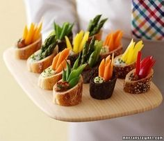 Appetizers appetizers