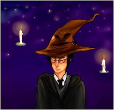 Harry and the Sorting Hat