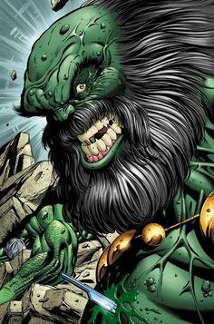 #Hulk #Fan #Art. (Hulk Future Imperfect 2-Issues Cover) By: Paul Pelletier. ÅWESOMENESS!!!™ ÅÅÅ+