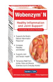 Wobenzym N is the authentic systemic enzyme formula trusted by millions worldwide to provide clinically demonstrated support for joint and inflammation health. Garden of Life Wobenzym N Exercise For Six Pack, Sciatic Pain, Increase Flexibility, Clinical Research, Chemical Reactions, Plant Protein, Vanilla Flavoring, Pain Relief, Health And Wellness