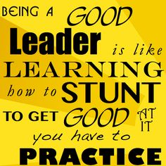 Take Control Of Your Destiny With Good Leadership Skills. If you found value please share.