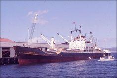 Ship Tracker, Merchant Navy, Small Boats, Sailing Ships, New Zealand, Scotland, Shapes, History, Building