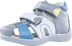 28b890b7b7d5e Best Seller Kotofey Boys Grey Sandals 122110-21 Genuine Leather Orthopedic  Sandals Arch Support online