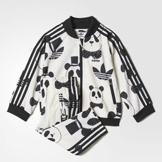 adidas - Mini Rodini SST Track Suit