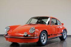 1973 Porsche 911RS :: California Porsche Restoration (2)
