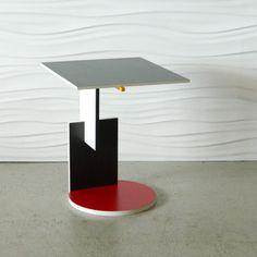 HA-UM021 Cassina Gerrit Rietveld Schroeder Table