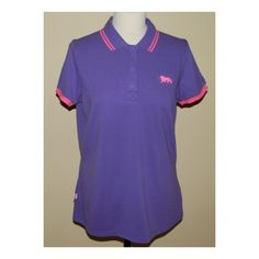 T-shirt Lonsdale purple