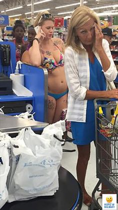 (N.Morgan) Wal-Mart is one of the most well known chain stores in the world. Not just for their low prices, but now, for the selection of amusing and disturbing patrons, who grace us with their stunning and humorous attire. In this collection of...