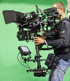 Need 3D Steadycam shots with your RED Cameras? No problem for our SmartCAM System. The steadycam system made by SmartSystem can carry on up to 30 kg of payload. Check it out http://www.smartsystem.it