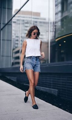 34 Perfect Spring And Summer Outfit Ideas