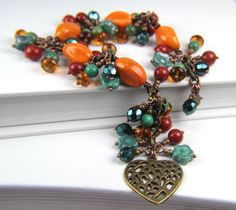 I really love the colors. I am all about orange and turquoise as of late.