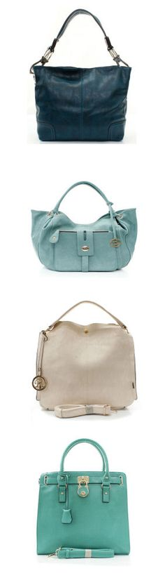 Loving these Handbags for spring and summer