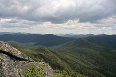 Vue sommet Colden, Adirondacks, juillet 2014 Photos, Mountains, Usa, Nature, Travel, Upstate New York, Pictures, Naturaleza, Viajes