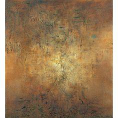 Zao Wou-Ki, Title: Untitled, 1958-2; Size: 86.4×78.7 cm