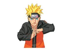 Introduction to one of the best Manga Series - Naruto - I Love Naruto