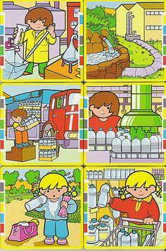 CoSqUiLLiTaS eN La PaNzA BLoGs: SECUENCIAS TEMPORALES Sequencing Pictures, Story Sequencing, Sequencing Activities, Educational Activities, Speech Language Therapy, Speech And Language, Math For Kids, Games For Kids, Early Education