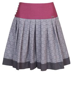 Die Rockmacherin Rock Stoderin Y, stein-anemone - Women Bottoms Dress With Shawl, Fabric Combinations, Warm Dresses, Skirts For Sale, Asymmetrical Skirt, Preppy Style, Long Tops, Traditional Outfits, Dress Patterns