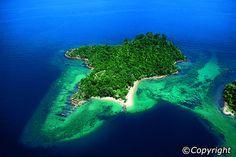 Island Paradise Manukan Island Day Trip - Sabah Island Tours
