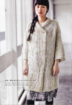giftjap.info - Интернет-магазин | Japanese book and magazine handicrafts - Michiyo Casual Knit and Crochet 2015