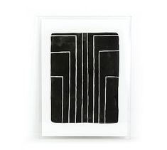 The Vertigo Framed Acrylic Print is a striking, modern piece of art. Hang it in the living room for artwork. Black And White Wall Art, Black And White Abstract, Black White, Canvas Frame, Canvas Art, Dog Frames, Acrylic Panels, 3d Artwork, Mirror Art