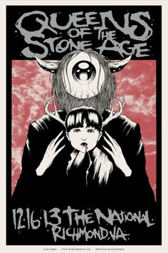 Queens Of The Stone Age for Richmond,Va. Alan Forbes