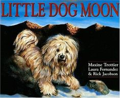 Little Dog Moon by Maxine Trottier http://www.amazon.com/dp/1550051601/ref=cm_sw_r_pi_dp_c.p9vb13Q3VKH A young monk is moved by the bravery of two children journeying alone from Tibet to the freedom of Nepal. He offers the help of Moon, his beloved dog who knows the unguarded paths out of the mountains.