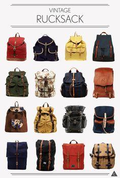 rucksack....oooh, i want one...