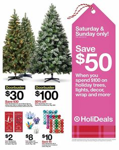 Target Black Friday 2019 Ads and Deals Browse the Target Black Friday 2019 ad scan and the complete product by product sales listing. Balsam Christmas Tree, Tabletop Christmas Tree, Christmas Tree Garland, Holiday Tree, Christmas Decorations, Artificial Tree Stand, Artificial Christmas Tree Stand, Christmas Traditions, Friday News
