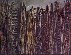 The Forest (La forêt), 1927–28, Max ernst