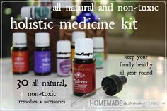 Stock Up Your Holistic Medicine Kit